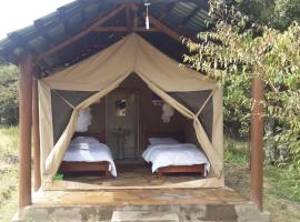 Hotel foto: Mara Elephant Springs-Tented Camp