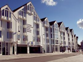 Hotel photo: Clarion Collection Hotel Skagen Brygge