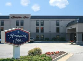 Hotel photo: Hampton Inn Grand Rapids/North