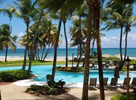 Hotel photo: Beachfront Villa in the Rio Mar Resort