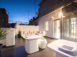 Hotel photo: Valencia Luxury Group Apartments