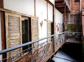 Hotel fotografie: Pousada Portas da Amazônia São Luís