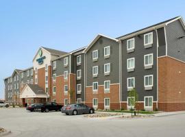 Hotel Foto: WoodSpring Suites Fargo