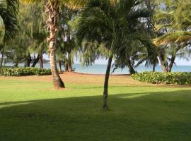 Hotel photo: A Beach Front Property
