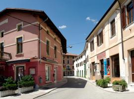 Hotel photo: Apartment Soca Tolmin
