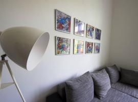 Фотографія готелю: Citypark Apartman