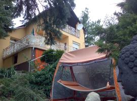 Hotel photo: Pilisi Pihenő