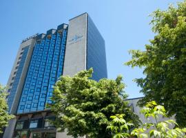 A picture of the hotel: Novotel Sarajevo Bristol