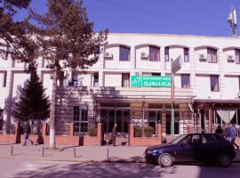 Hotel near Albanien
