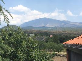 Foto di Hotel: Belvedere tra Etna e Mare