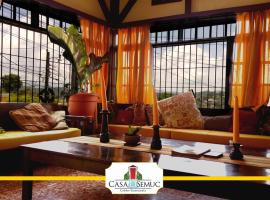 Hotel photo: Hotel Casa Semuc
