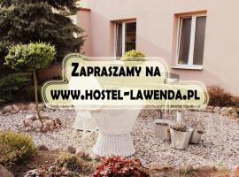 Hotel photo: Hostel Lawenda