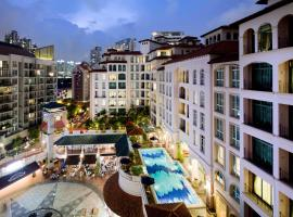 Hotel photo: Fraser Place Robertson Walk Singapore
