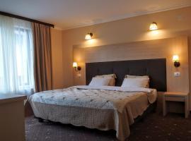 Hotel photo: Carpatica Lodge