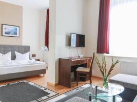 Hotel photo: City Residence Hotel Frankfurt Oder Bahnhof