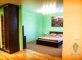 Hotel fotoğraf: Apartments on Isakova