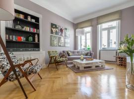 Hotel photo: Apartment Vienna Your home abroad