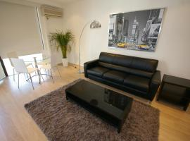 Hotel photo: Sydney CBD Modern Self-Contained One-Bedroom Apartment (115 MKT)