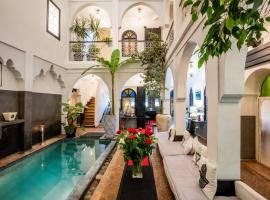 Hotel photo: Riad Alboraq