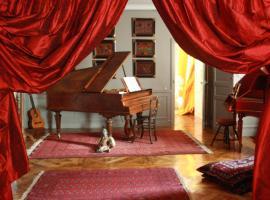 A picture of the hotel: La Maison bleue