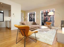 Hotel Foto: West Village Penthouse