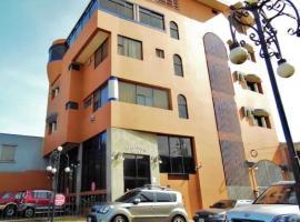Хотел снимка: Hotel Valladolid