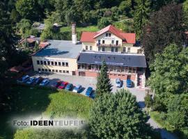 Gambaran Hotel: Hotel - Restaurant Sophienaue