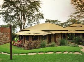 Hotel photo: Lake Elmenteita Serena Camp