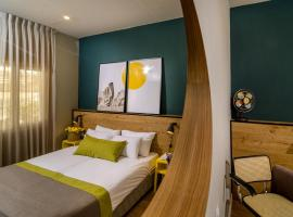 Hotel photo: The White House Hotel At Dizengoff Square