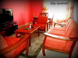Hotel Photo: Ridge Apartments