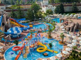 Hotel photo: DIT Evrika Beach Club Hotel - All Inclusive