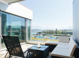 Hotel kuvat: Penthouse Apartments Lakeside