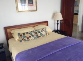 Hotel near Antigua