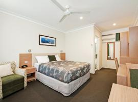Фотография гостиницы: Colonial Terrace Motor Inn