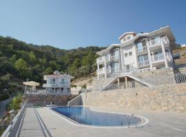 Hotel photo: Turkuaz Apart Sarıgerme