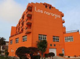 Hotel photo: Hotel Los Naranjos