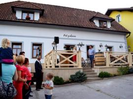 Hotel photo: Guest House Pod Grebenom