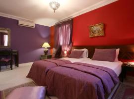 Hotel fotografie: Hotel Tafoukt