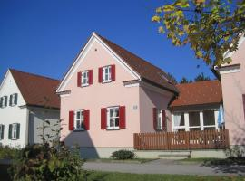 Hotel photo: Ferienhaus Bad Waltersdorf