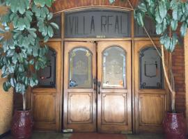 Hotel photo: Hotel Villa Real Plaza