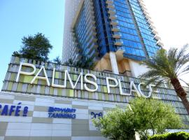 A picture of the hotel: Palms Place Suites by AirPads