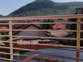 Hotel near Visoko
