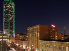 Хотел снимка: SpringHill Suites by Marriott Dallas Downtown / West End