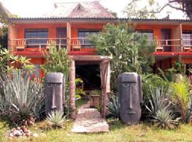 Hotel near El Salvador