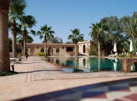 Hotel photo: Hotel Dar Zitoune Taroudant