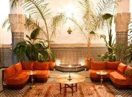 Hotel photo: Riad Tayba