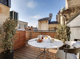 Hotel photo: Appartements Place Gambetta - YBH
