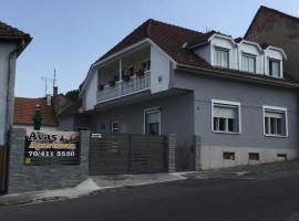 Hotel near Miszkolc
