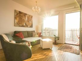 A picture of the hotel: Sky View Apartment Vienna by welcome2vienna