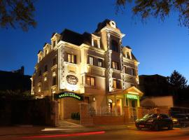 Hotel near Шумен